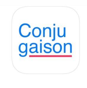 conjugaisonアプリ