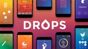 アプリのDROPS