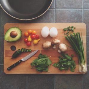 食事準備時間を節約する!! ー食事準備の時間を短くすると小さな時間が生まれる!-